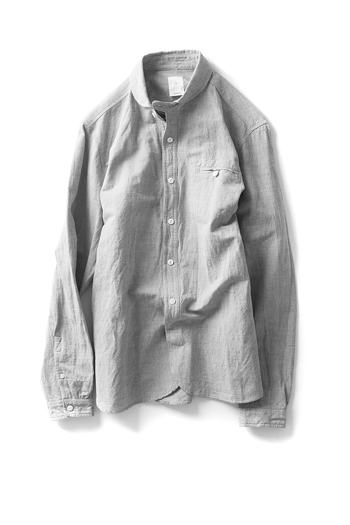 maillot : Sunset work Shirt (Grey)