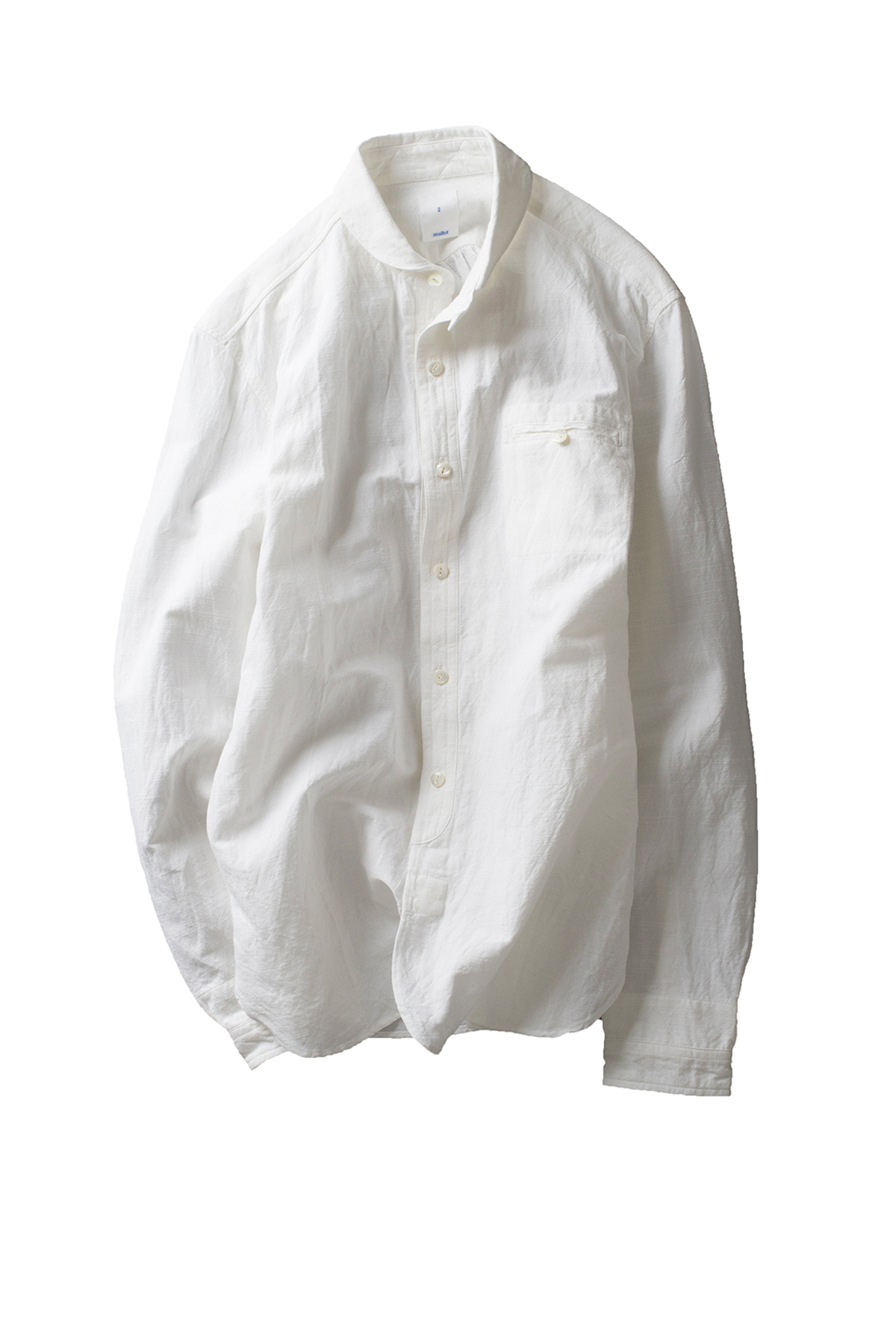 maillot : Sunset work Shirt (White)