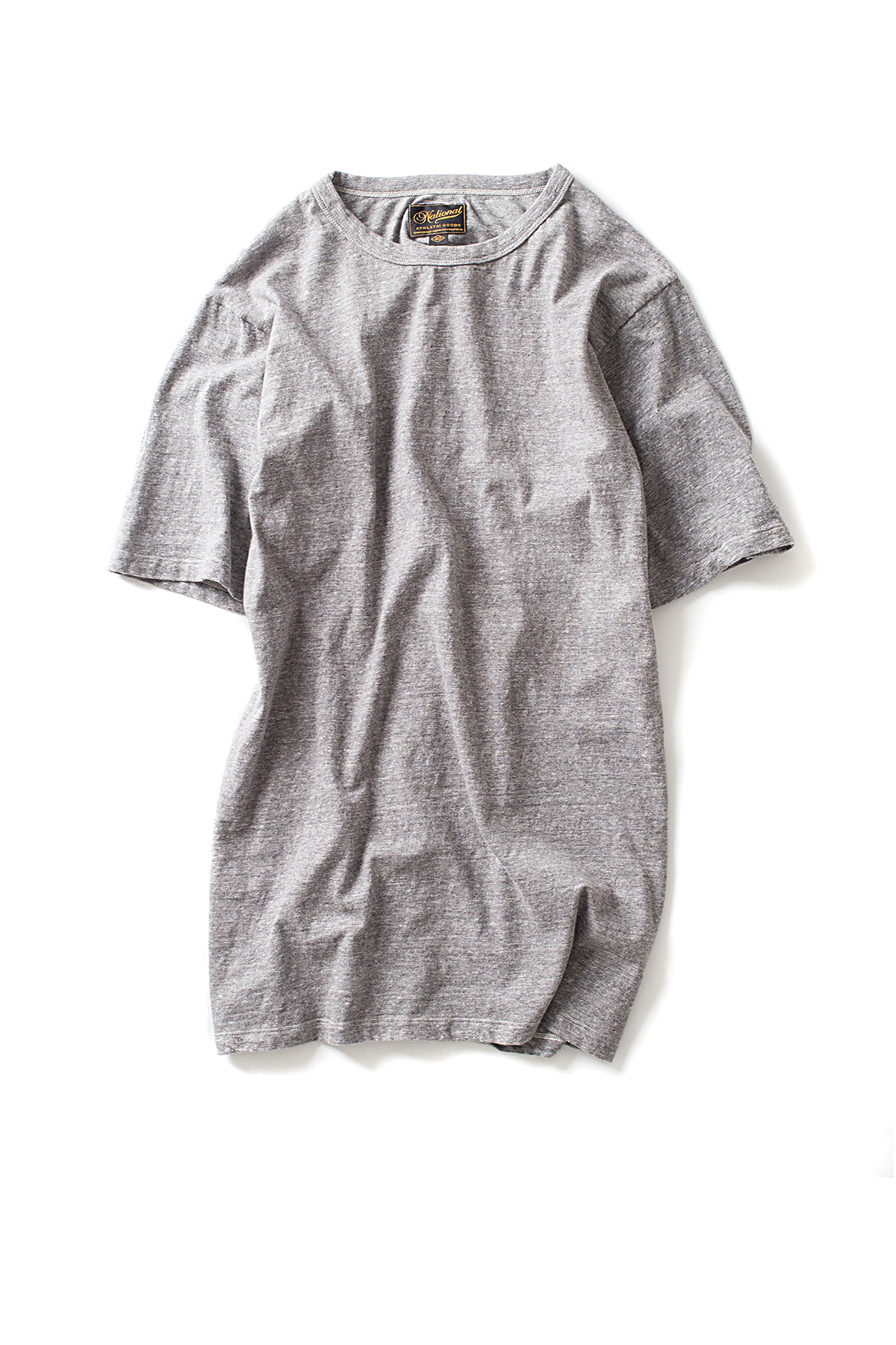 NAG : Athletic Tee (Sport Grey)