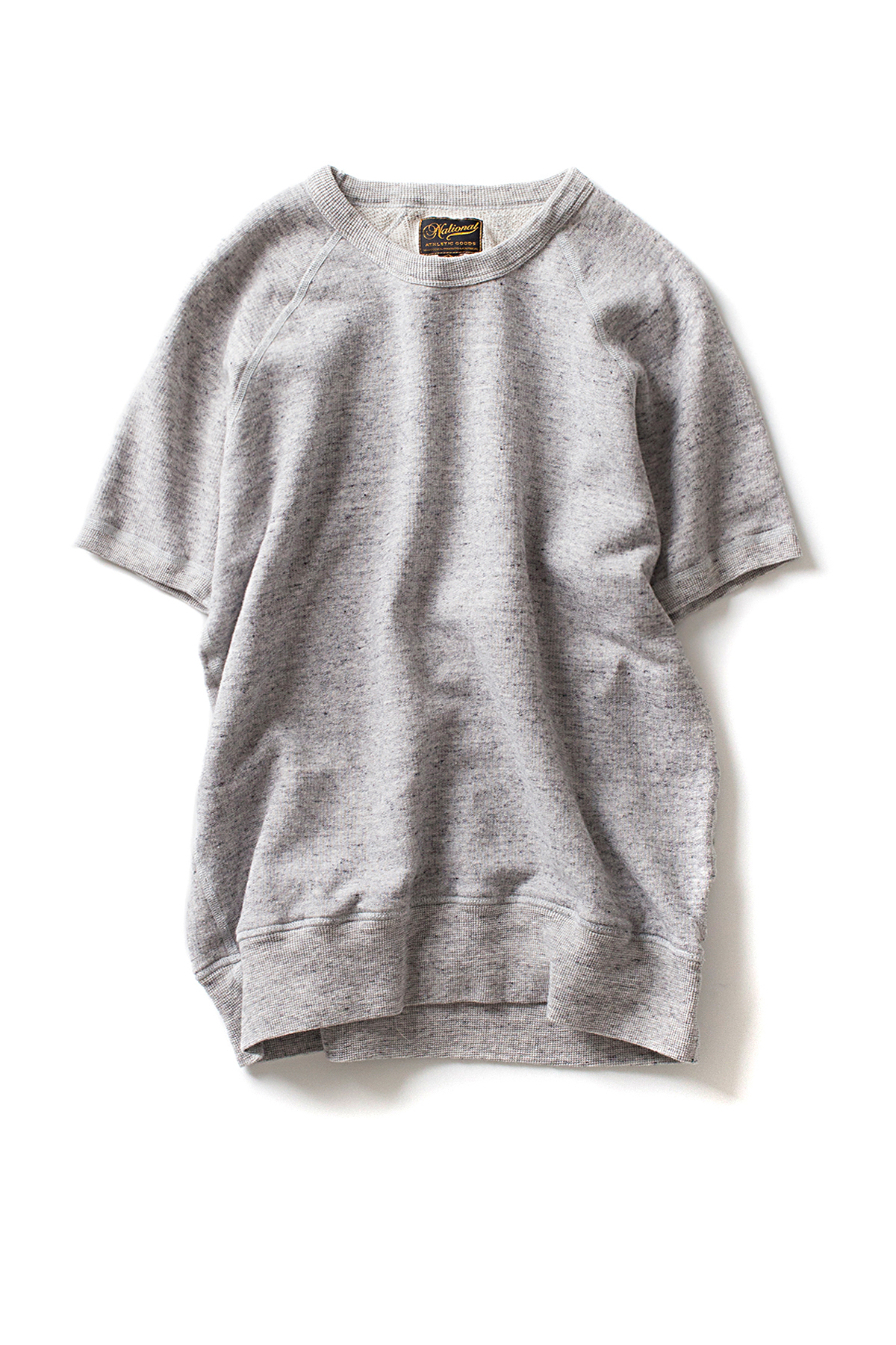 NAG : Raglan warm up S/S (Grey Haze)