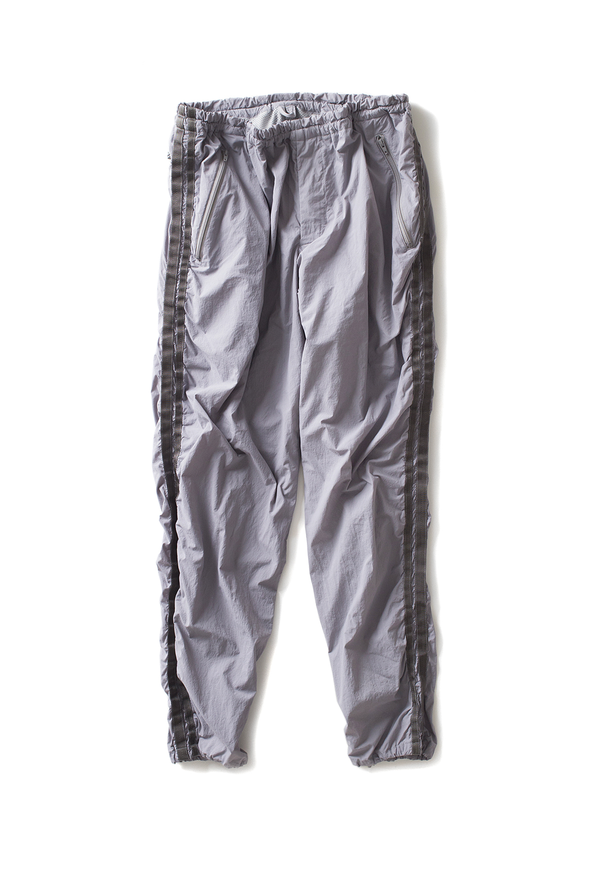 kolor / BEACON : Side Lined Pants (Gray)