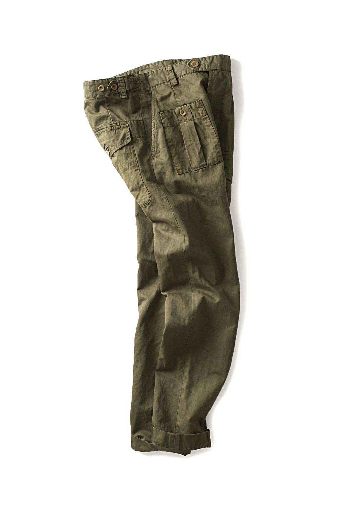 EHS : Meyer Pocket Pants (Olive)