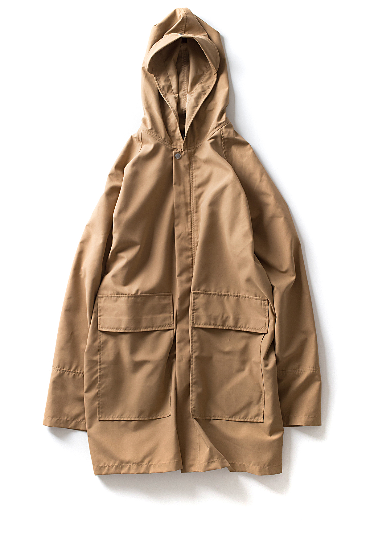 CAMO : Original Rain Jacket (Tech Fiber Khaki)