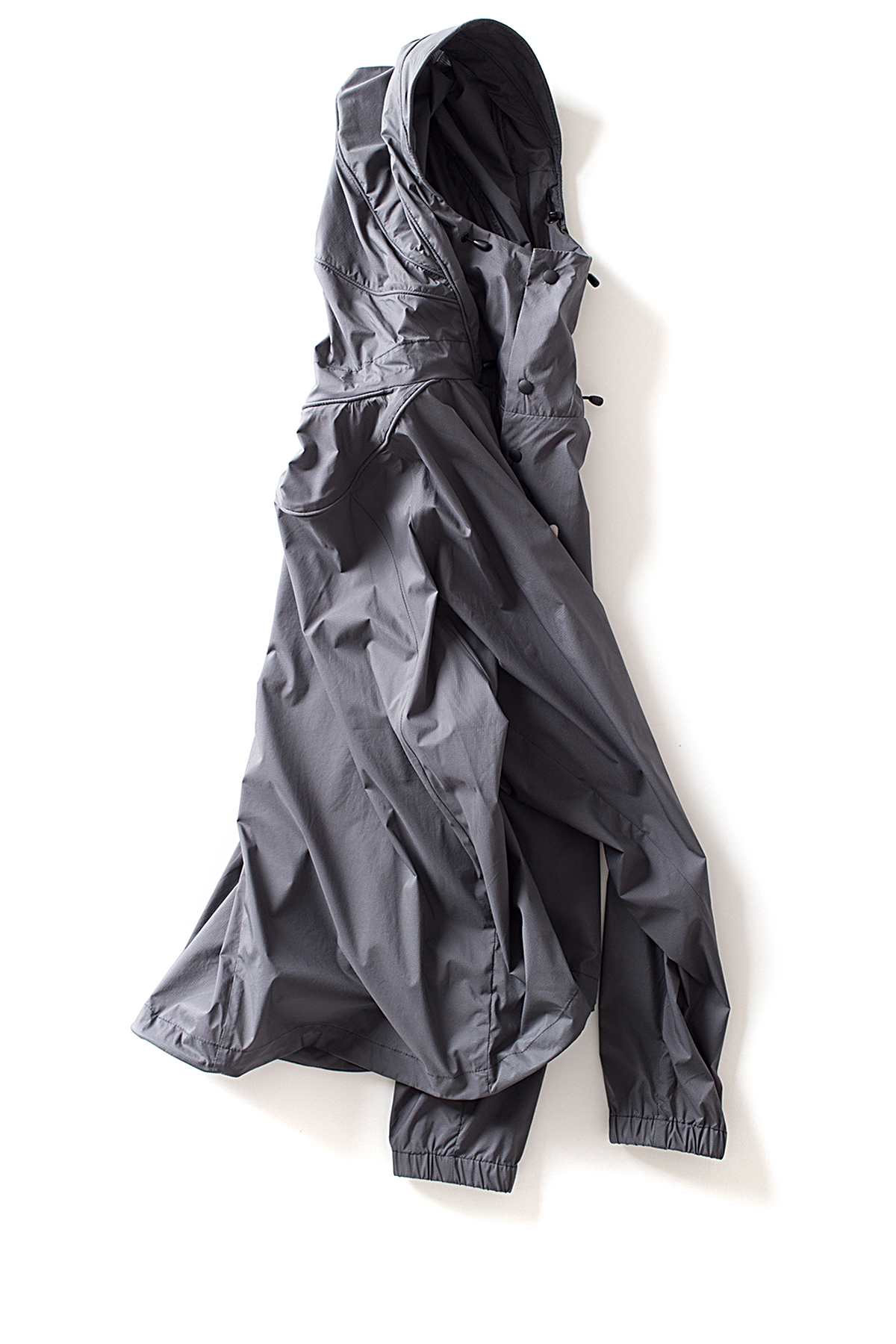 alk phenix : Dome Poncho / EPIC (Charcoal Gray)