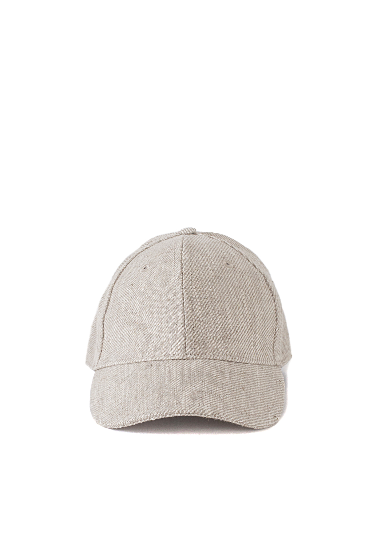 OVERHEAD : Herringbone 6 Panel Cap