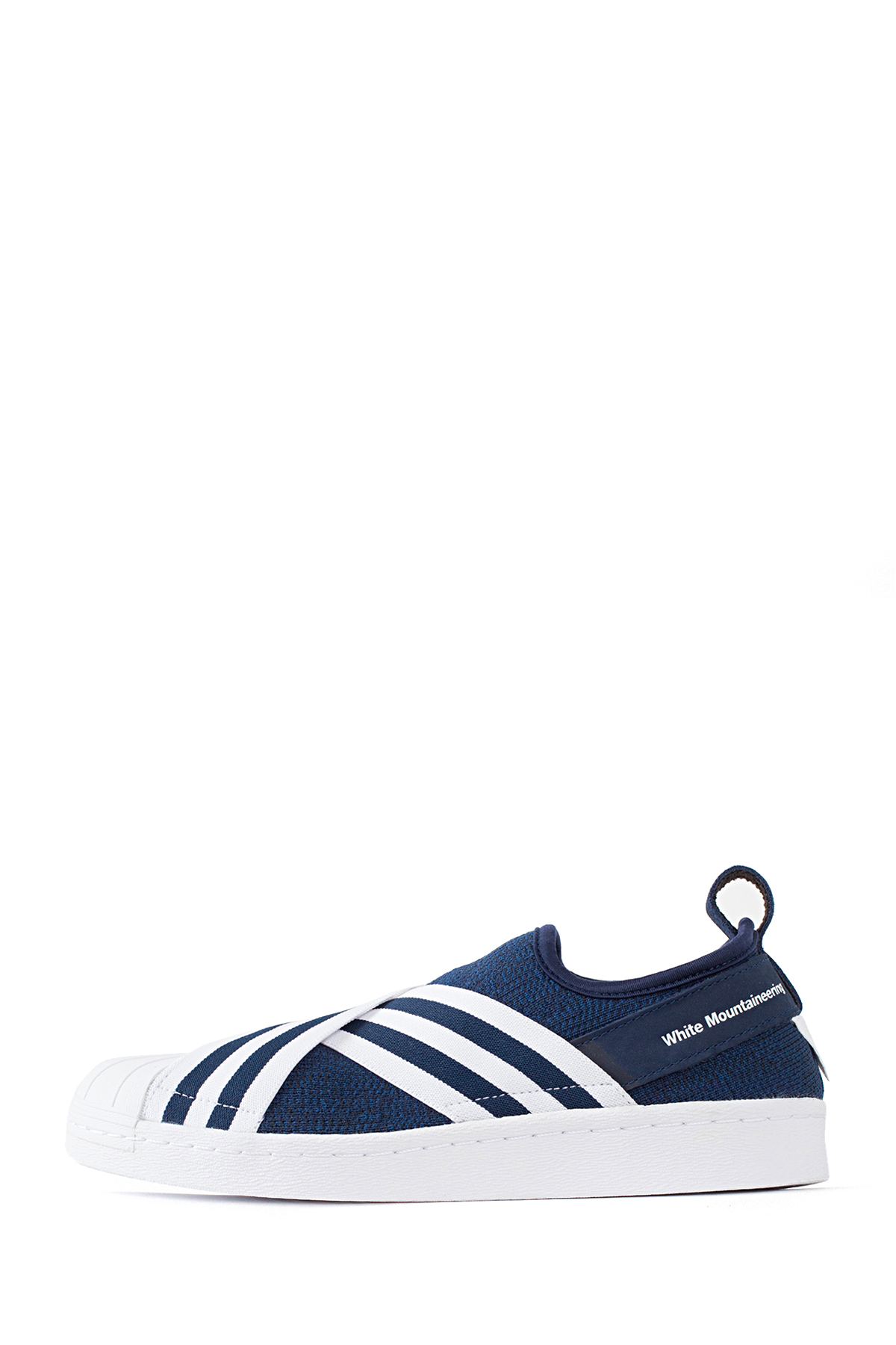 WM x adidas Originals : SUPERSTAR SLIP-ON (Navy)