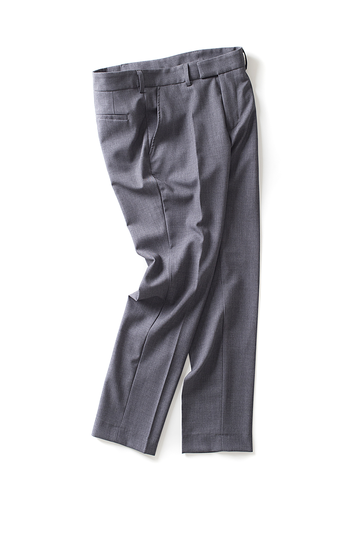 BIRTHDAYSUIT : Daily Pants (Light Grey)