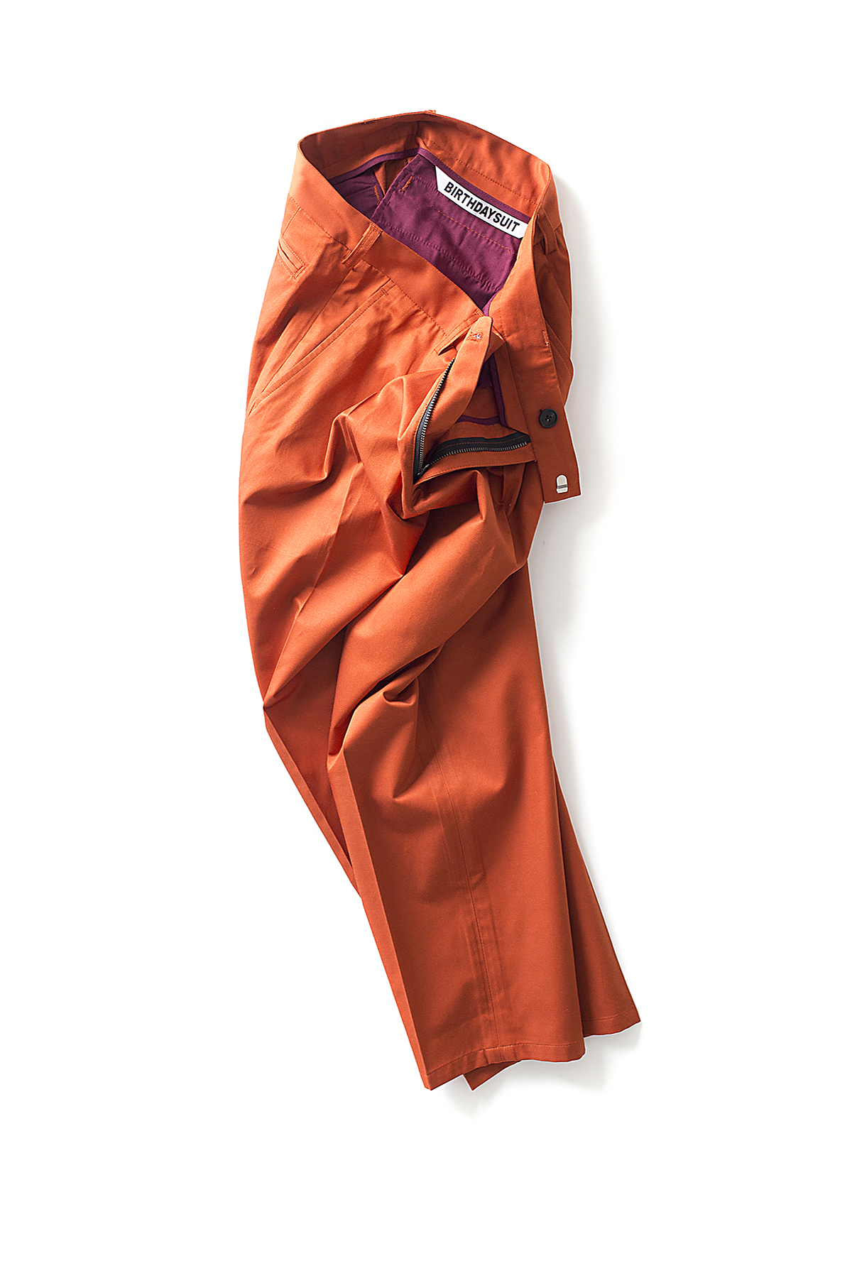BIRTHDAYSUIT : Weekend Pants (Orange)