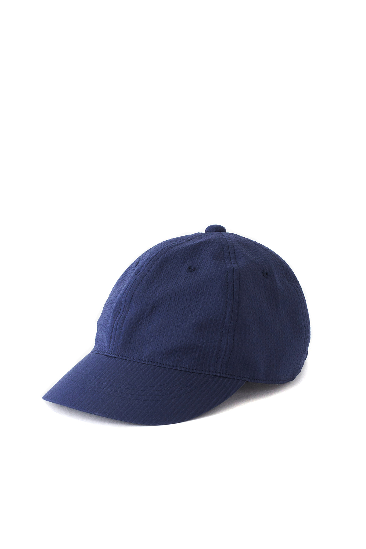 RYU : Seersucker Umpire Cap (Navy)