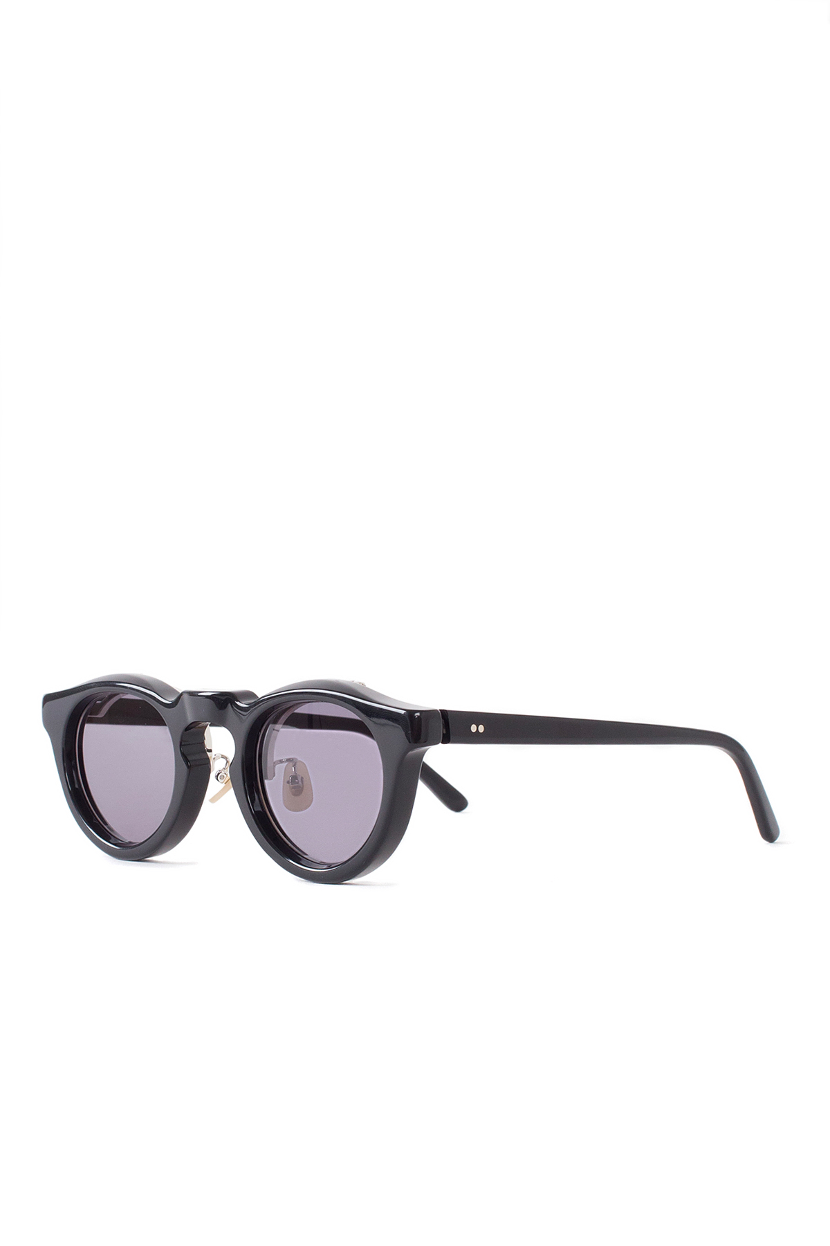 Kaptain Sunshine : Charles (Black x Gray Lens)