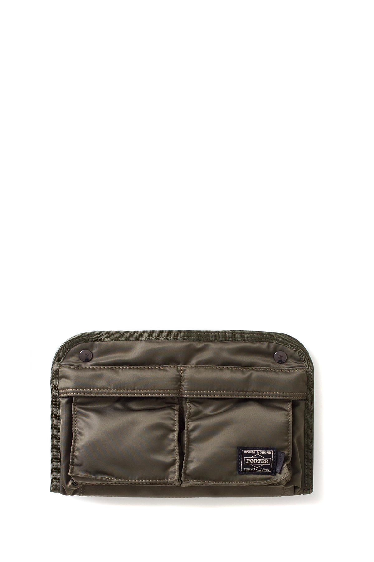 Kaptain Sunshine : Travel Bag (Olive)