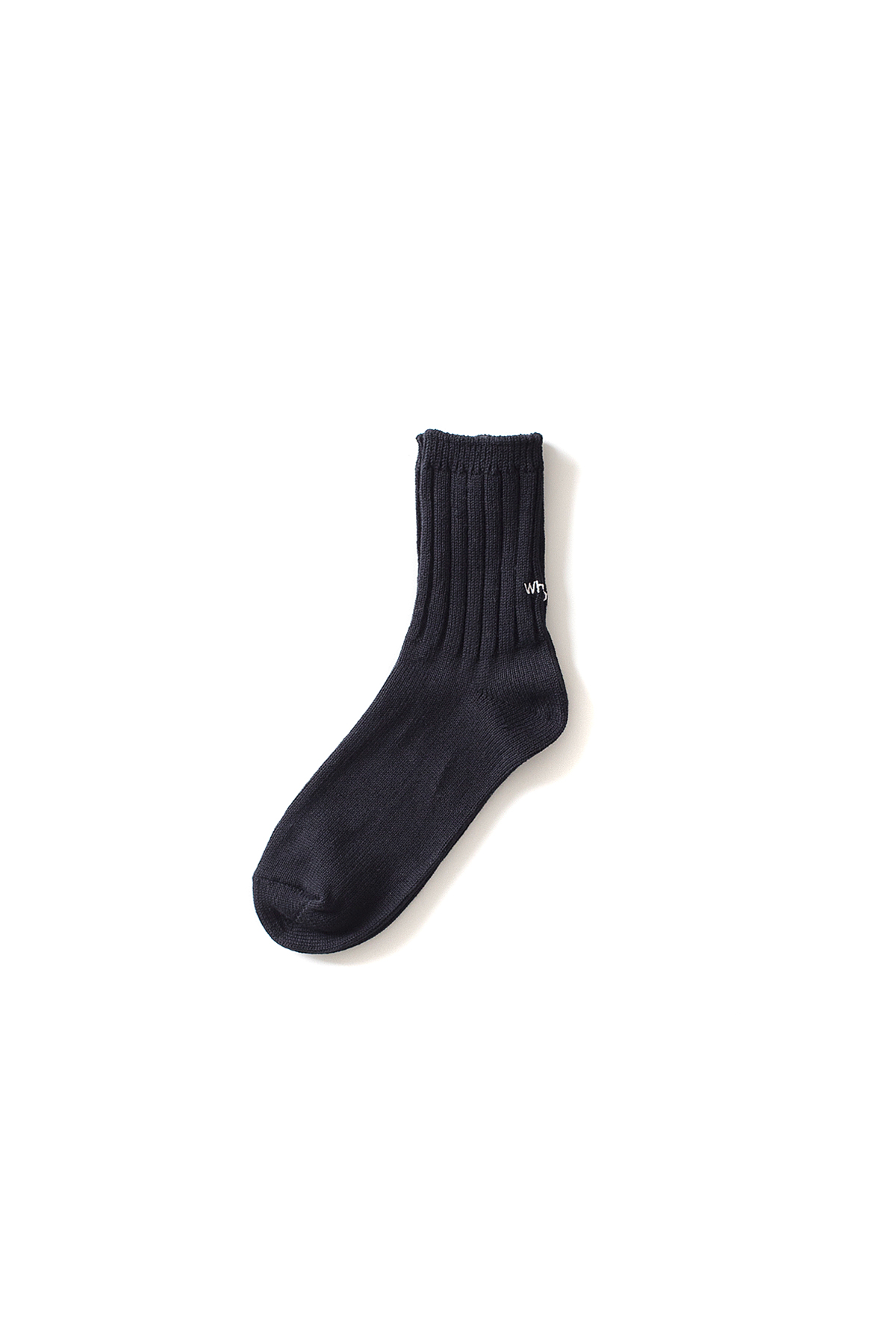 Roster Sox : What's Up Rib (Black)