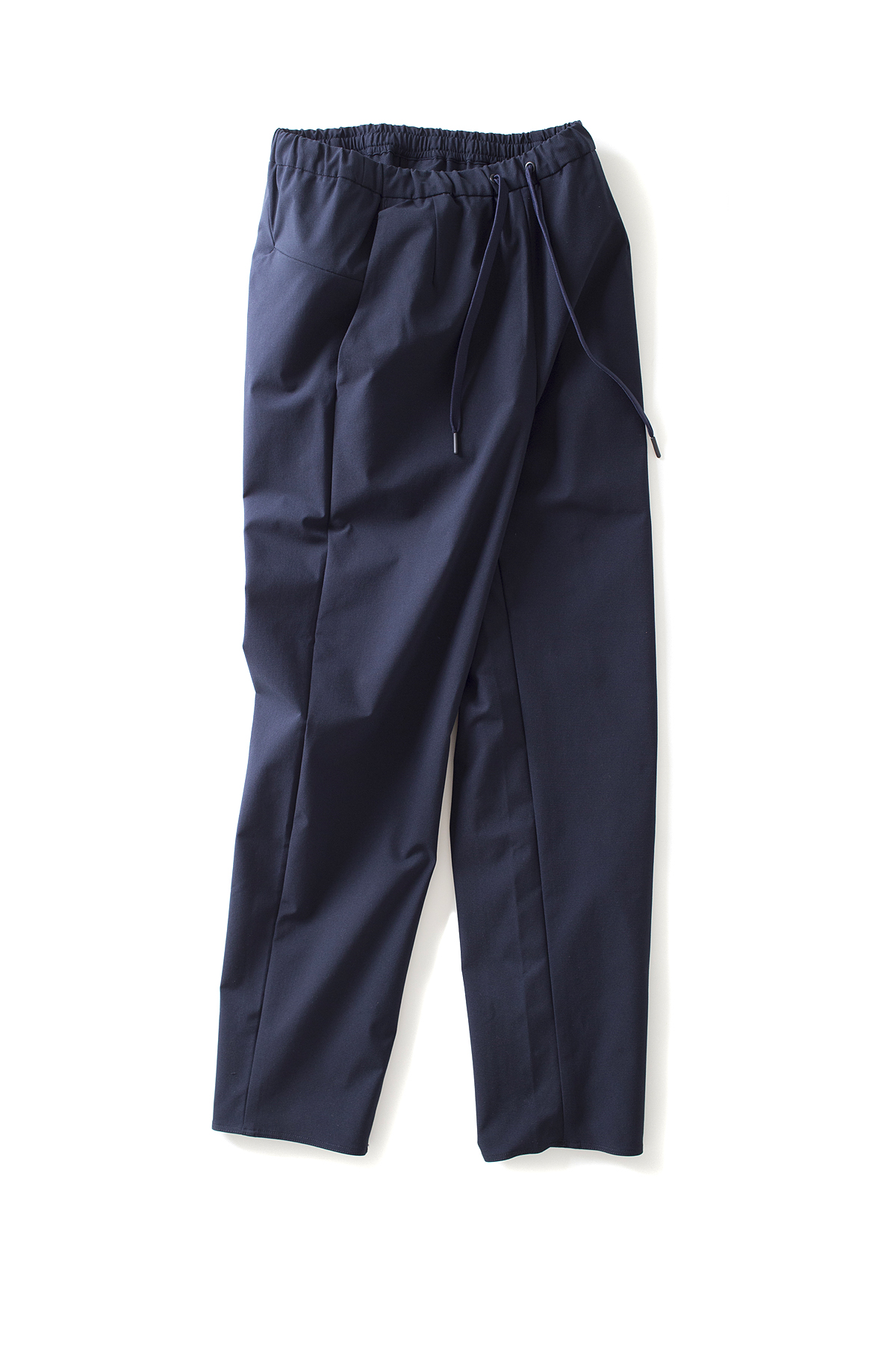 TEATORA : Wallet Pants FF (Navy)