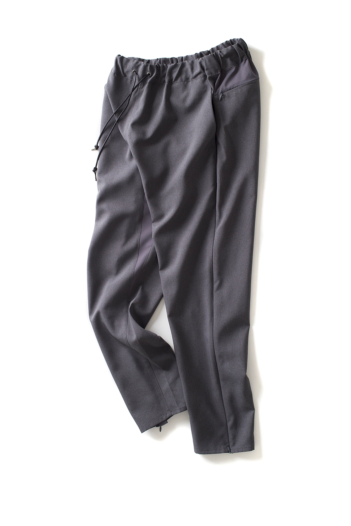 EEL : Bench Pants (Charcoal)