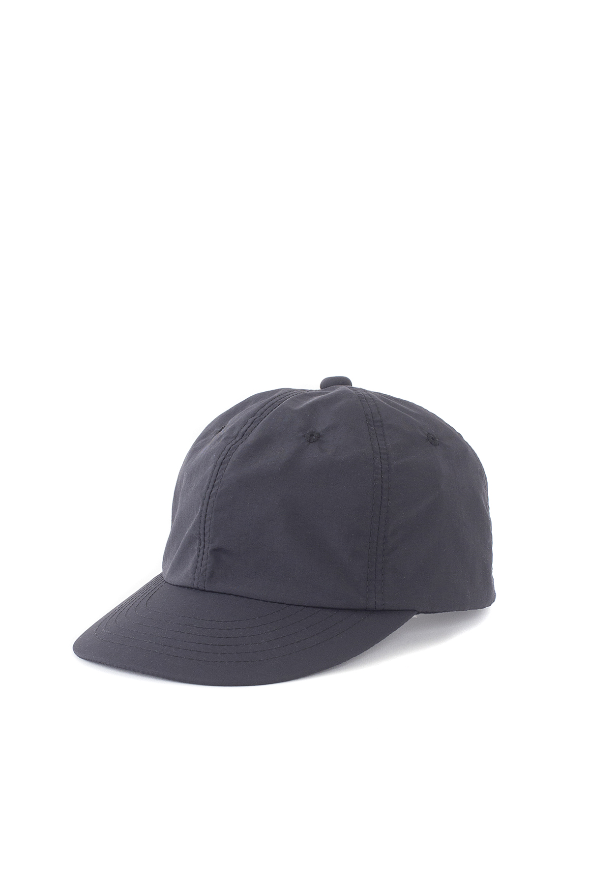 forumwear : Supplex Ball Cap (Black)