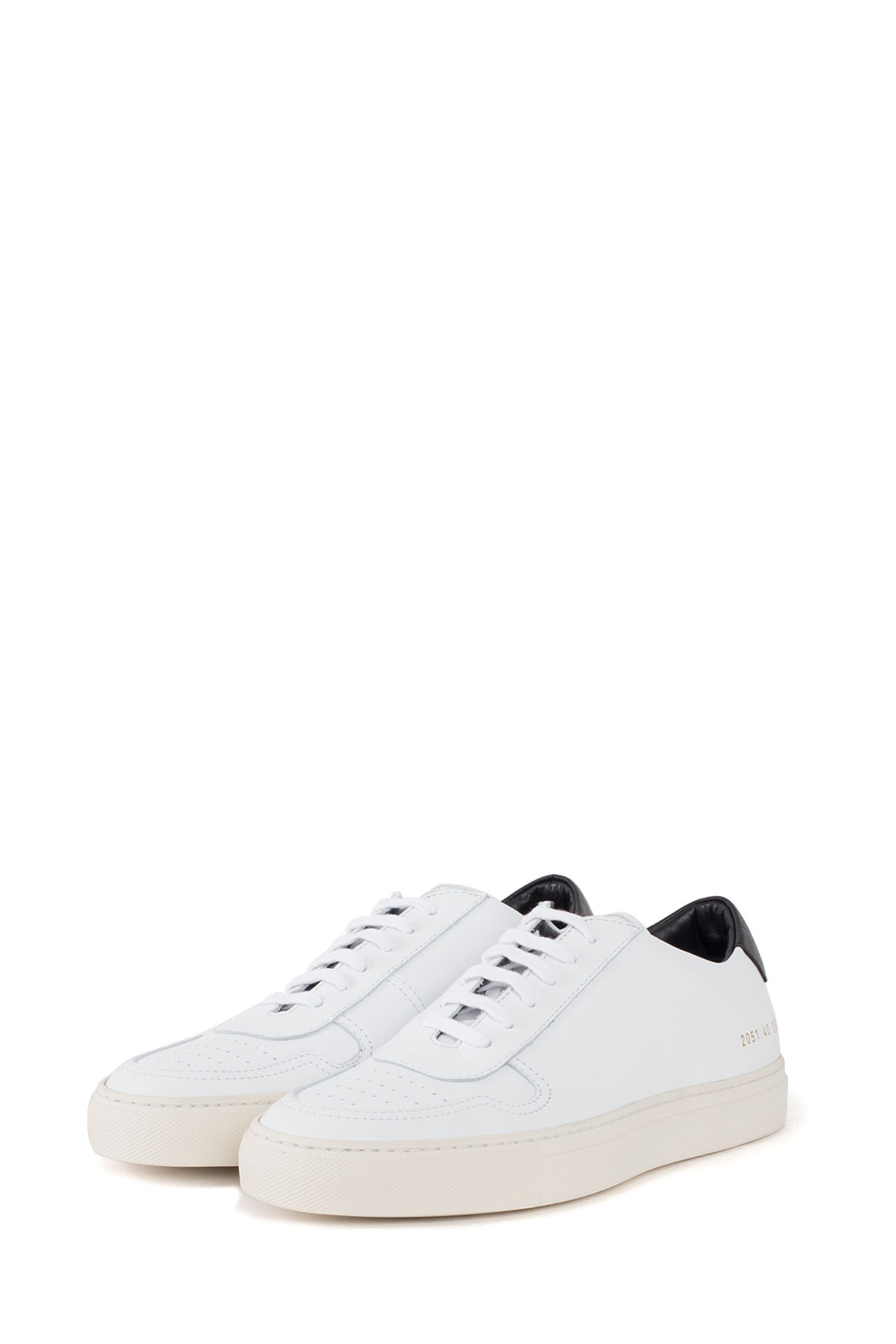 Common Projects : Bball Low Retro (White)