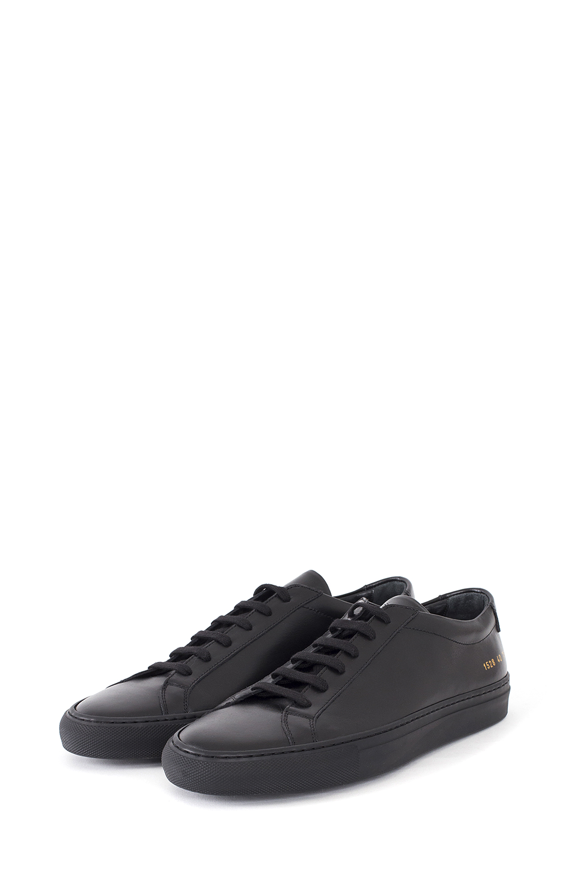 Common Projects : Original Achilles Low (Black)