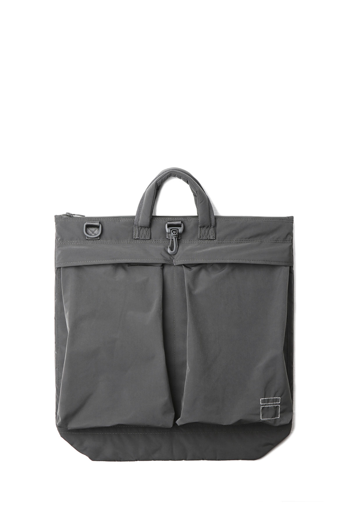 Blankof : BLG 01 24IN Helmet Bag (O.Grey)