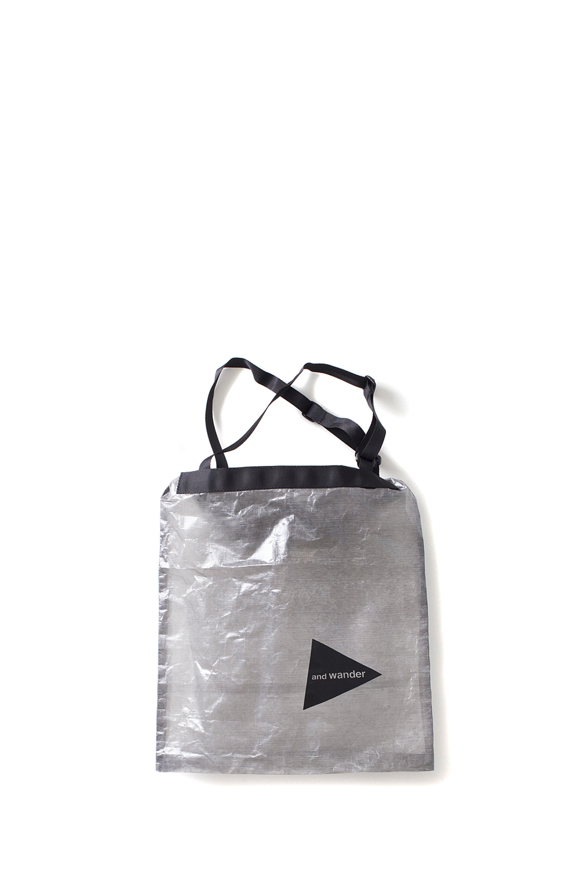 and wander : Cuben Fiber Stuffsack (Black)