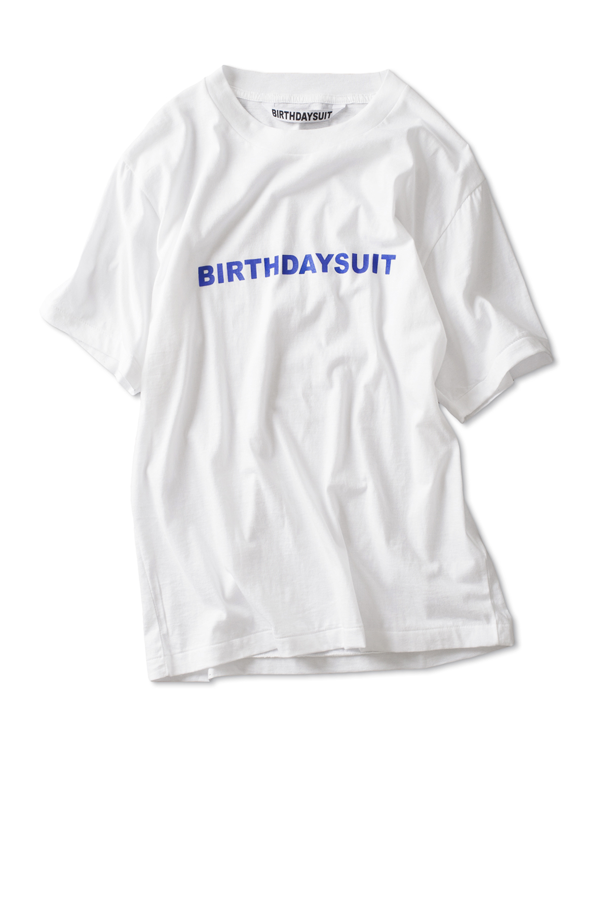 BIRTHDAYSUIT : Vacation T-Shirt (Snow)