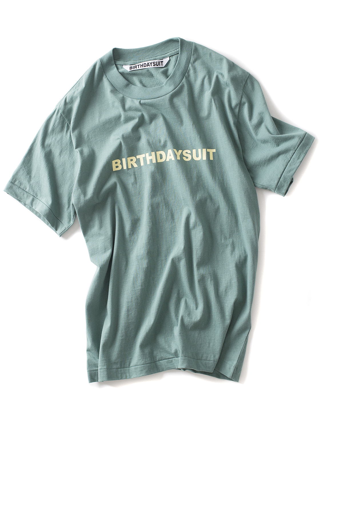 BIRTHDAYSUIT : Vacation T-Shirt (Avocado)