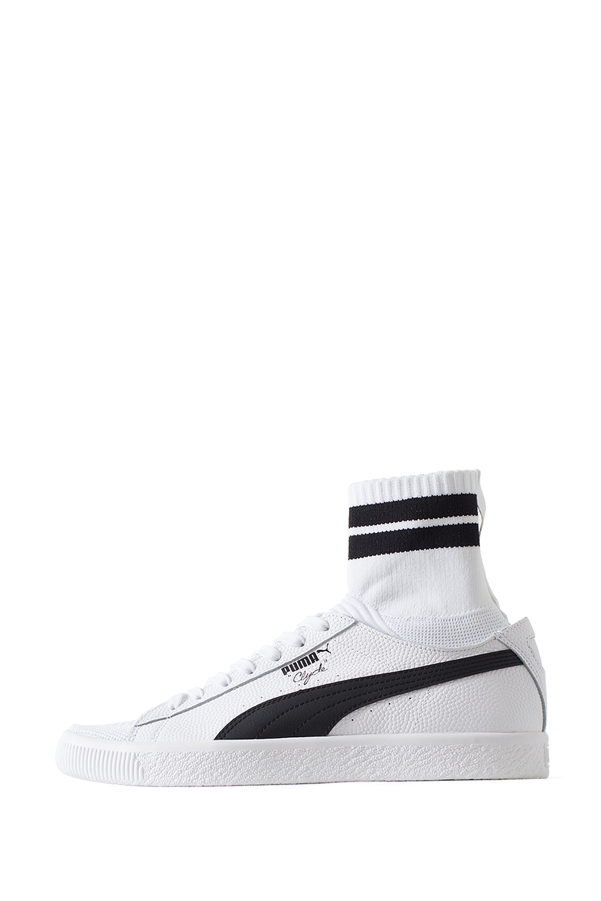 PUMA : Clyde Sock NYC (White / Black)