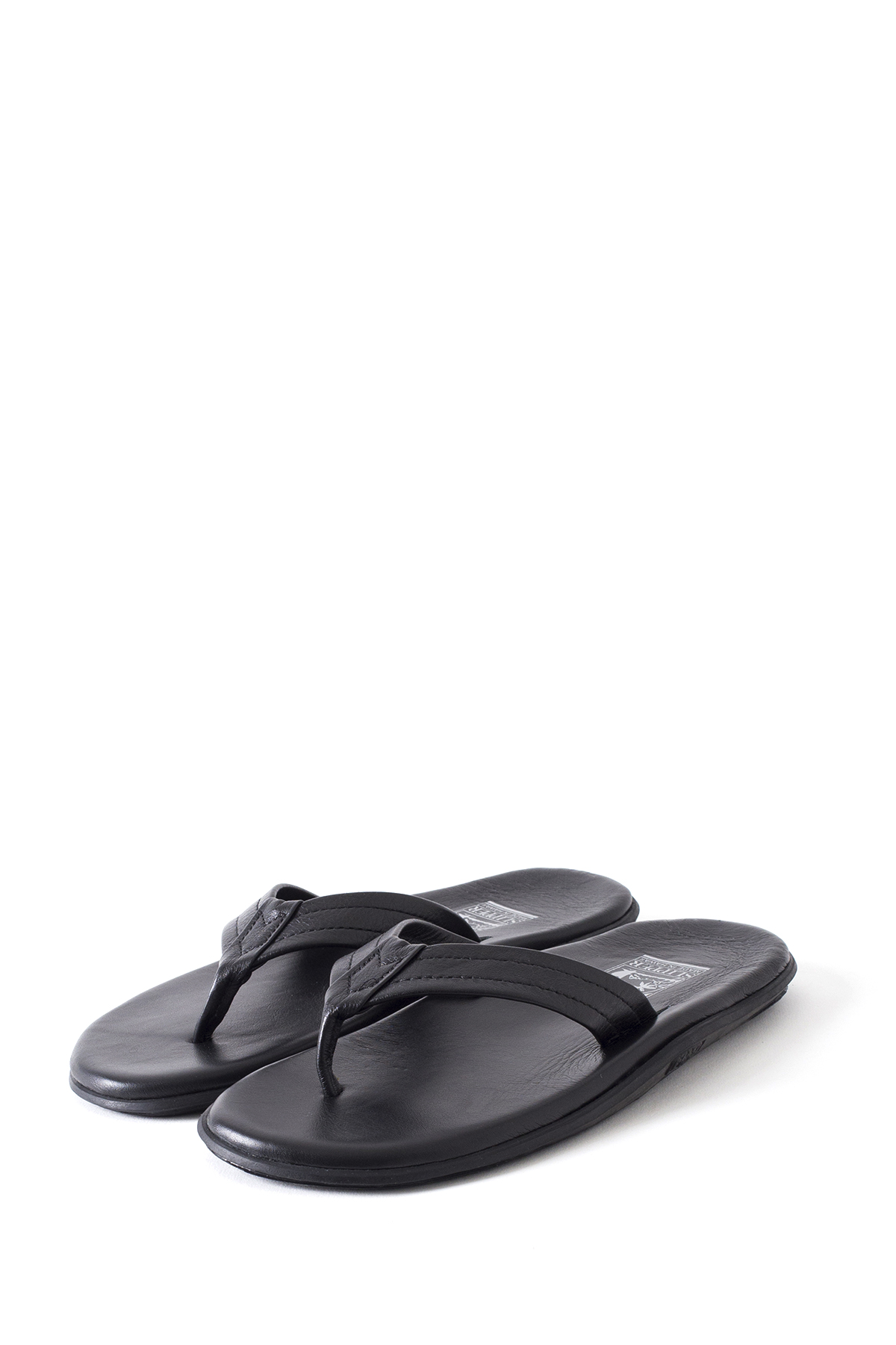 ISLAND SLIPPER : PB202 (Atras / Black)