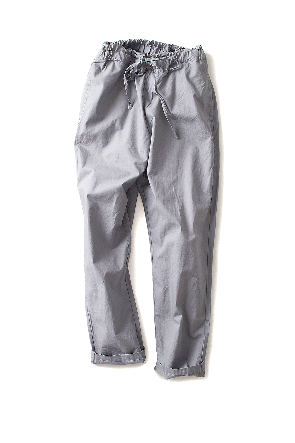 RINEN : Aligned Ox Easy Pants (Grey)