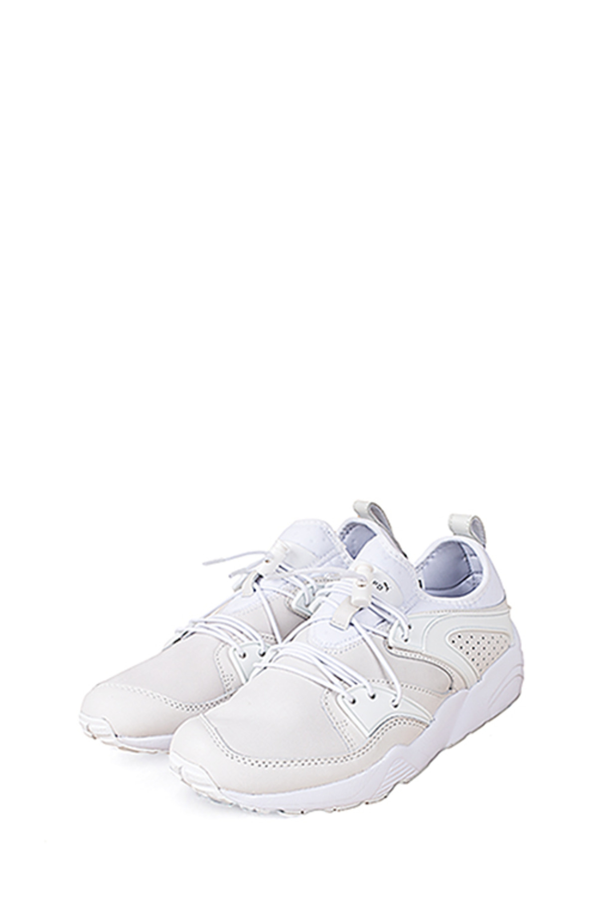 Puma x STAMPD : Blaze Of Glory (White)