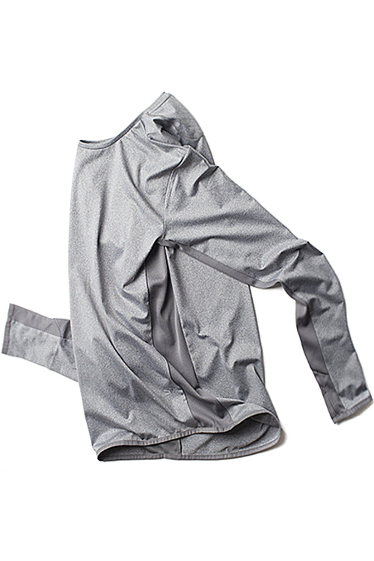 PUMA x STAMPD : Running Shirt (Grey)