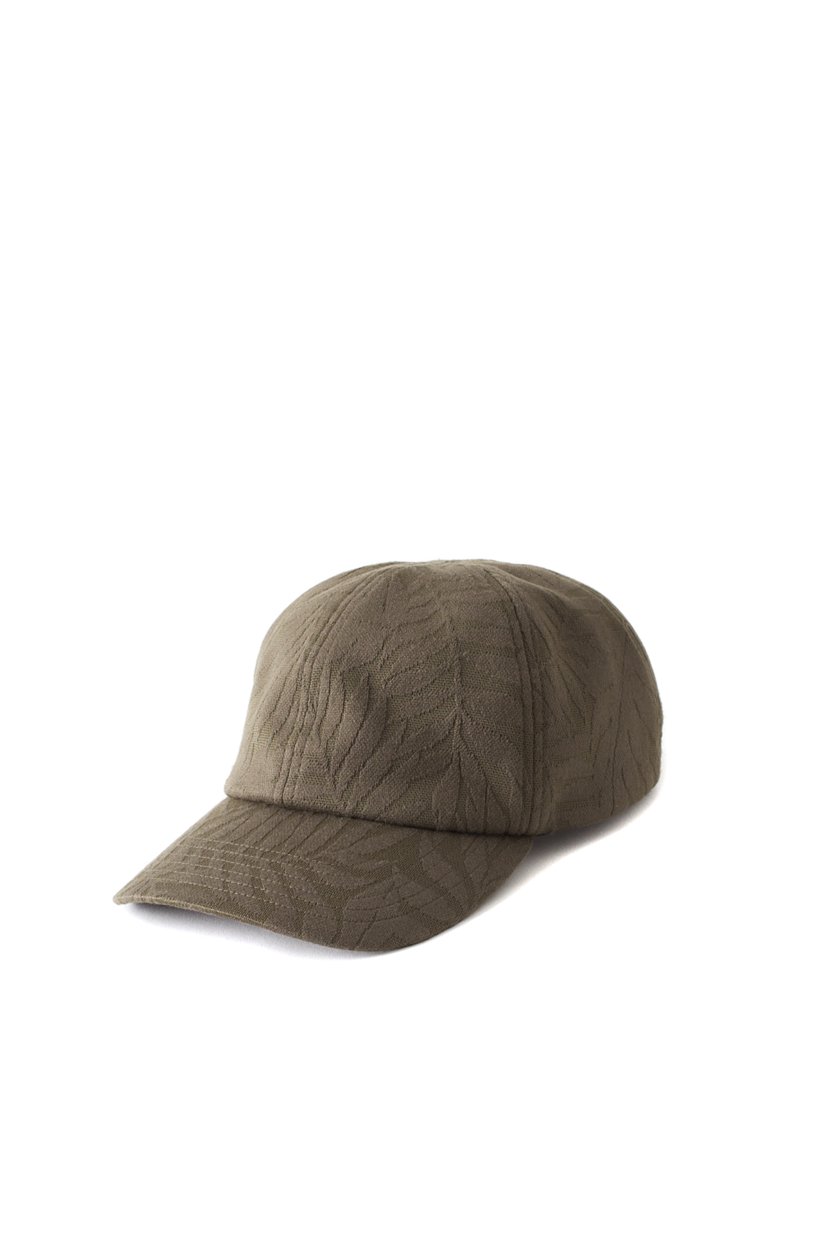 Curly : Palm Cap (Olive JAQ)