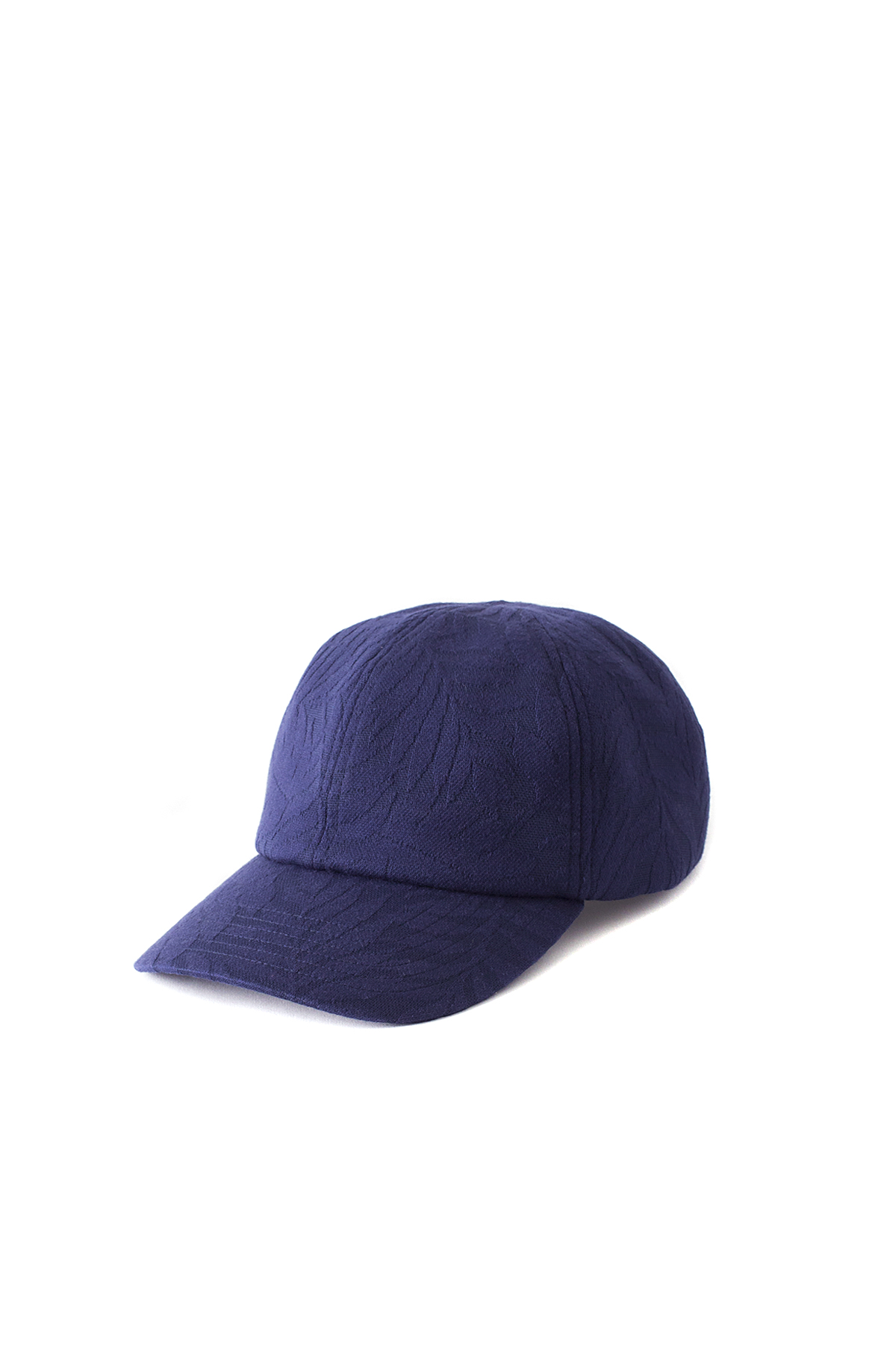 Curly : Palm Cap (Navy JAQ)