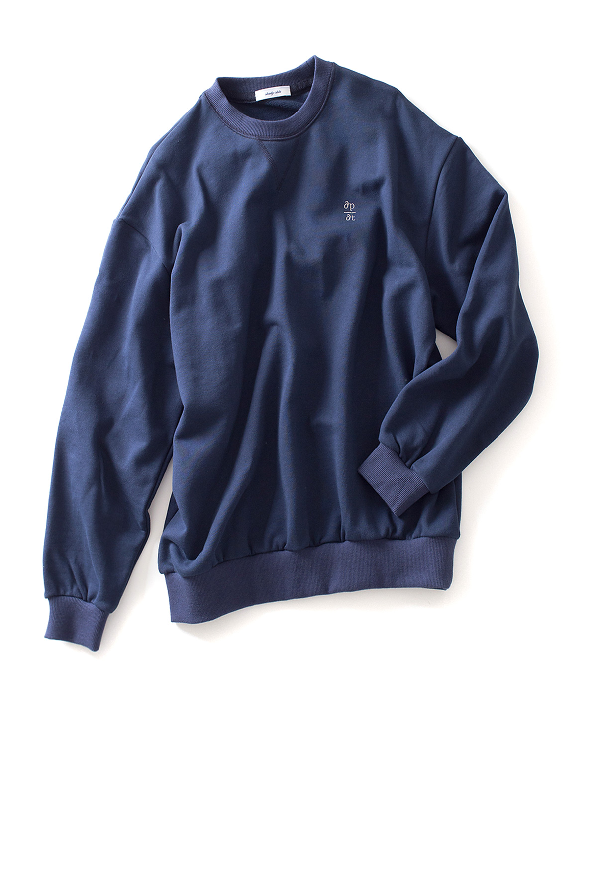 steady state : Sweatshirt (Navy)