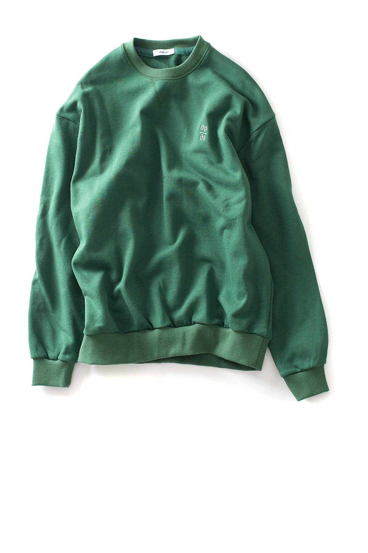 steady state : Sweatshirt (Green)