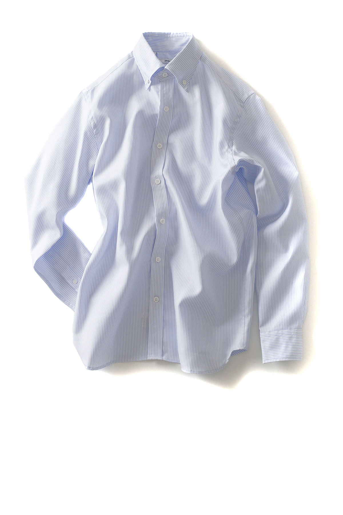 steady state : Casual Shirt (Blue Stipe)