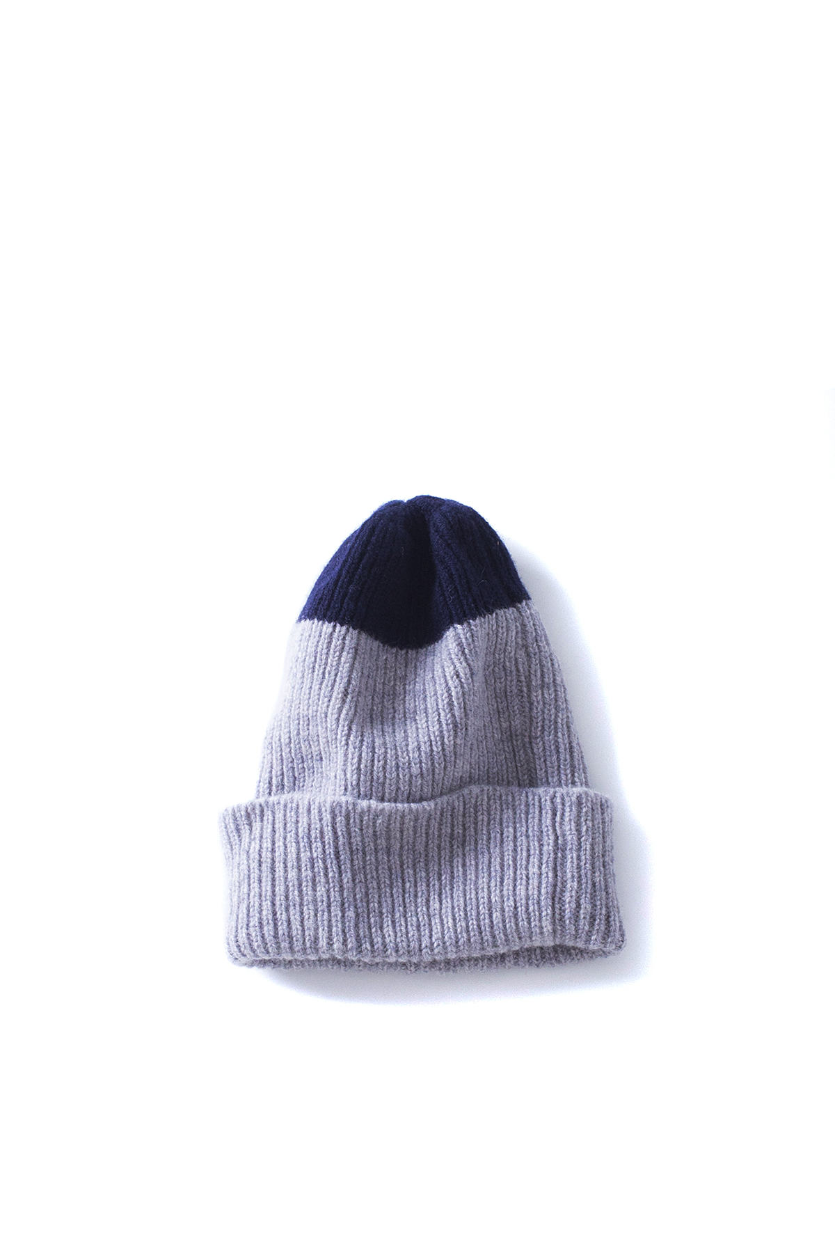 Country of Origin : Watch Cap (Grey / Navy)
