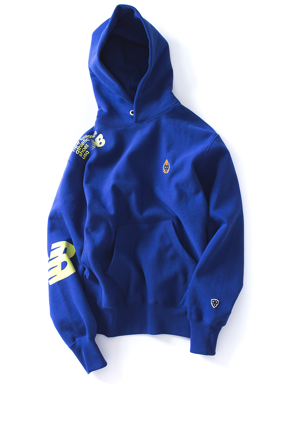 NB X Heritage Floss : Locker Room Hoodie (Navy)