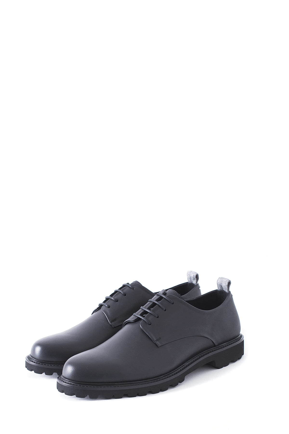 AECA WHITE : Oxford (Black)