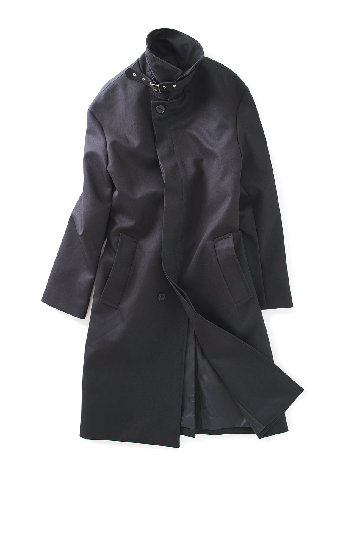 IKHENATON : Mac Coat (Black)