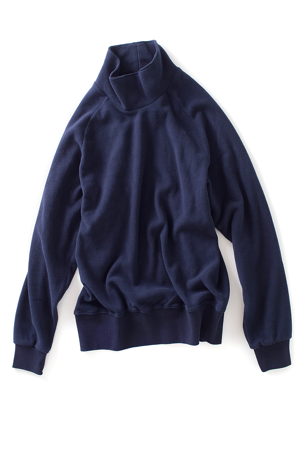 Document : Turtle Neck Jersey (Navy)