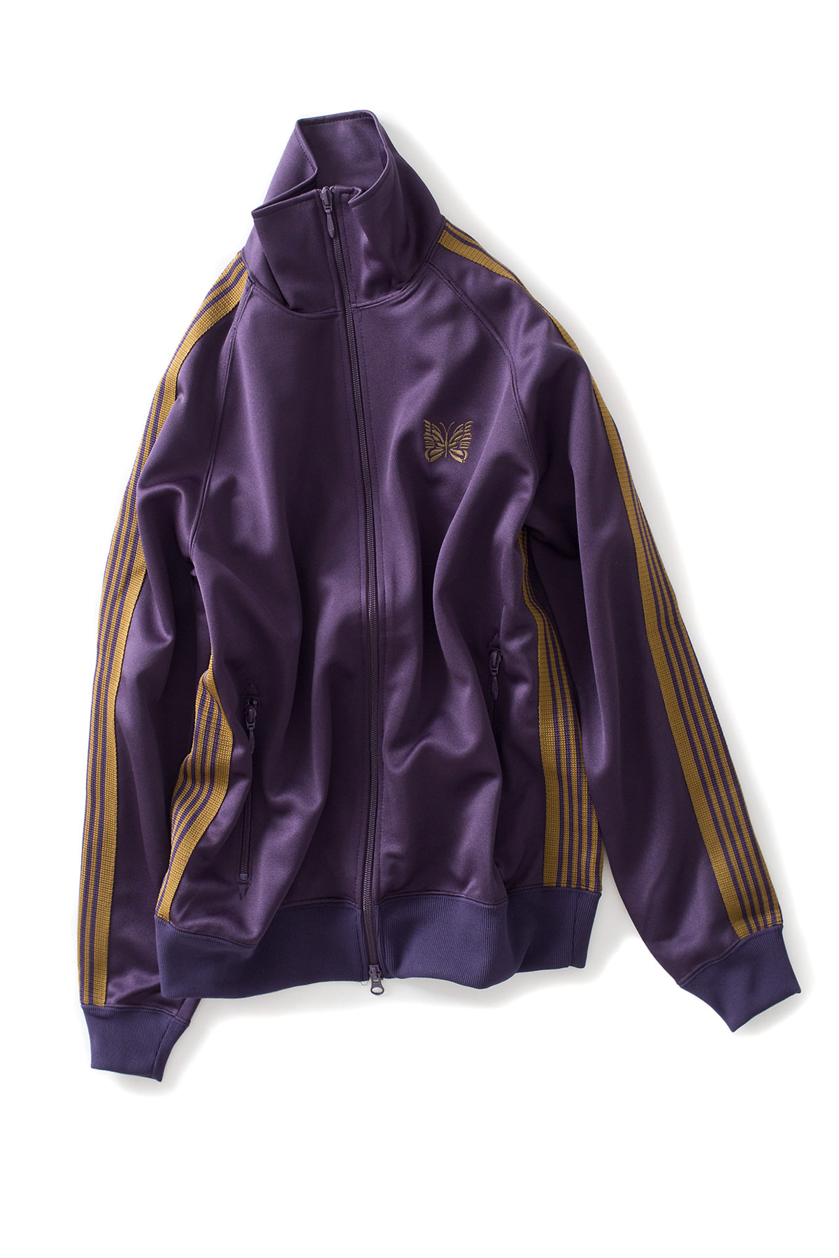 NEEDLES : Track Jacket (Purple)