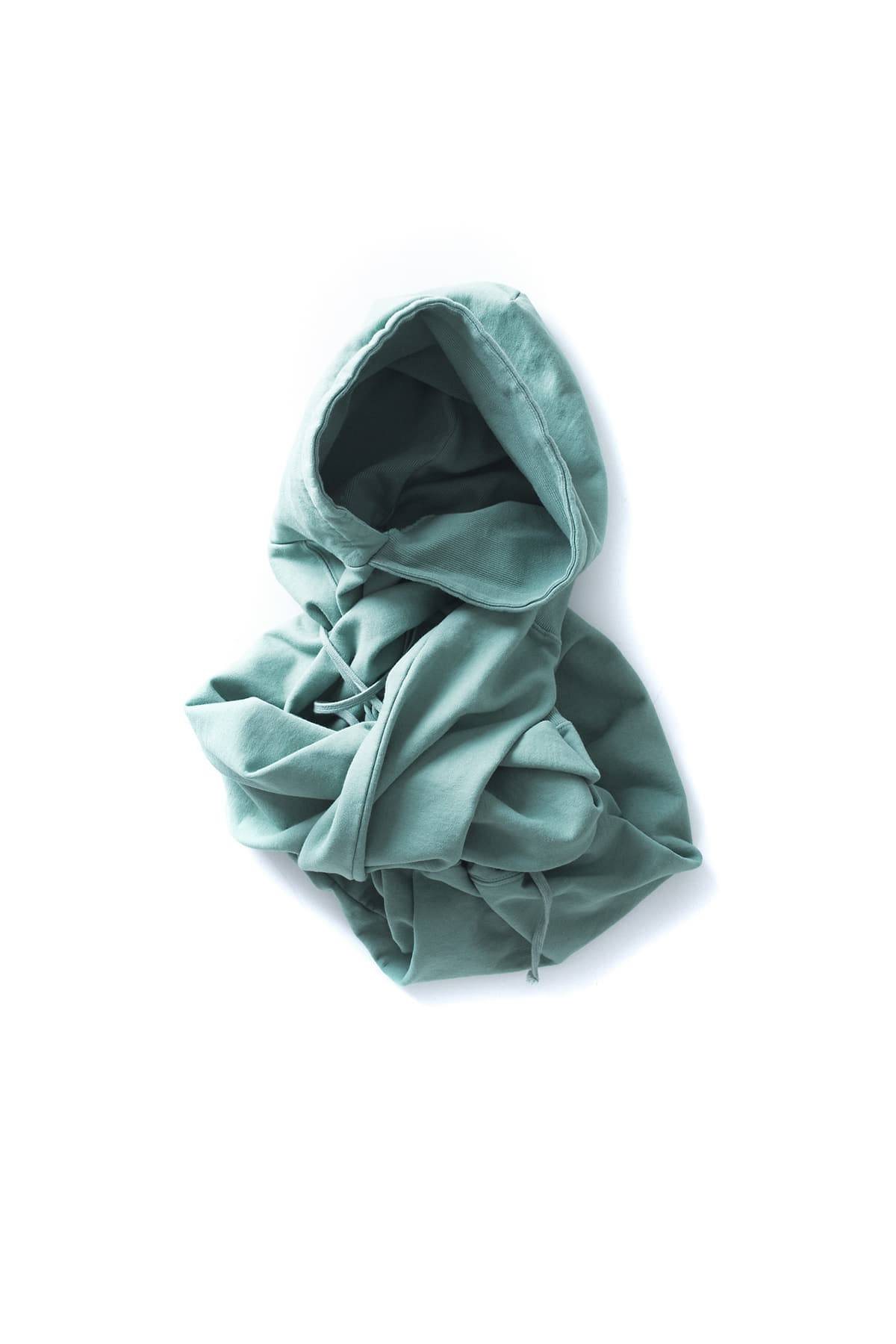 forumwear : Big Hooded Sweatshirt (Mint)