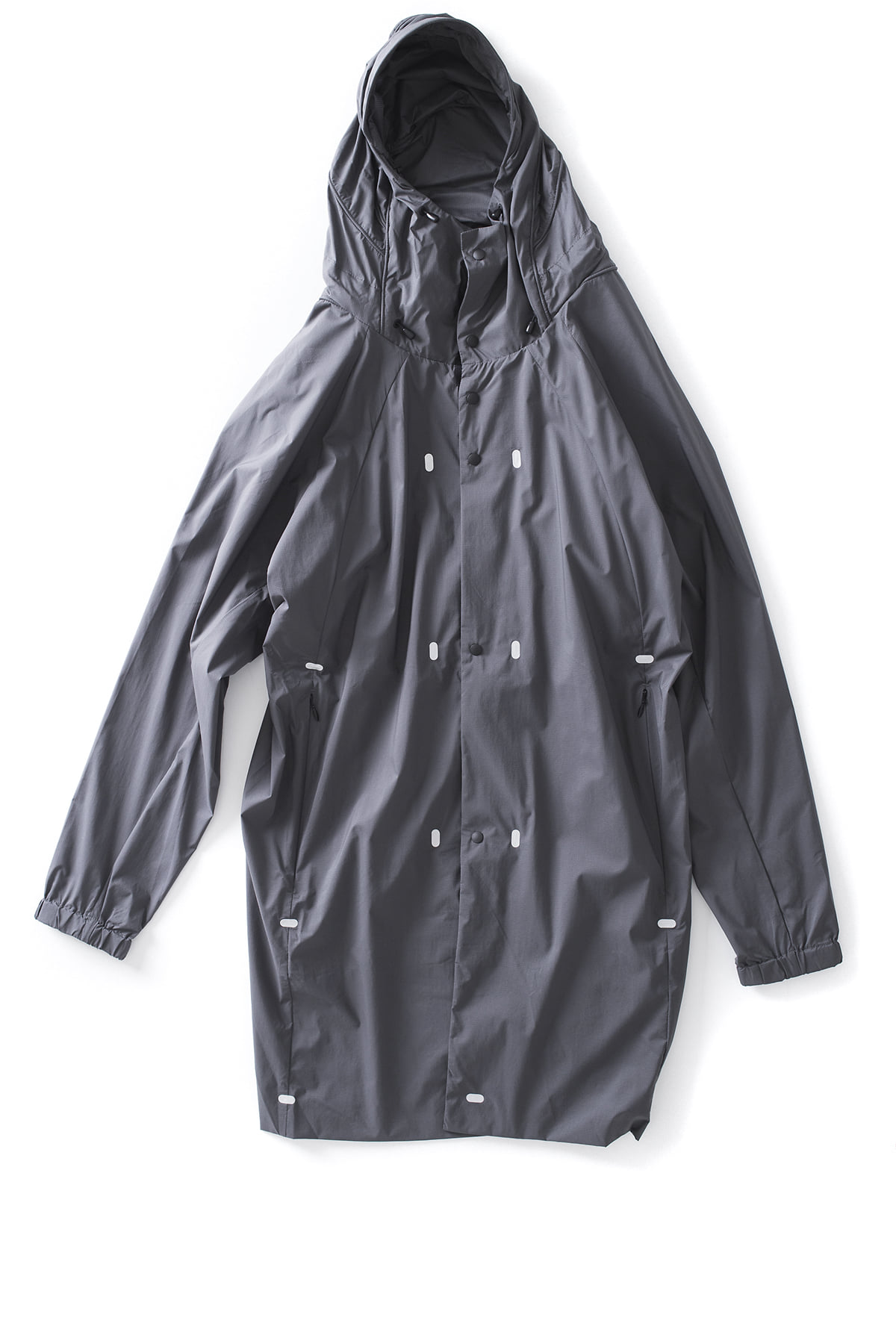 alk phenix : Dome Coat /EPIC (Charcoal Grey)