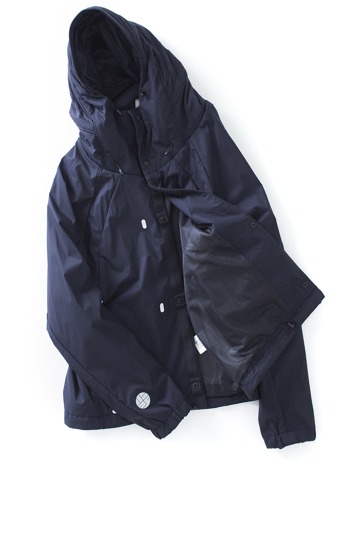 alk phenix : Dome Poncho / Hyper Stretch LT X α (Navy)
