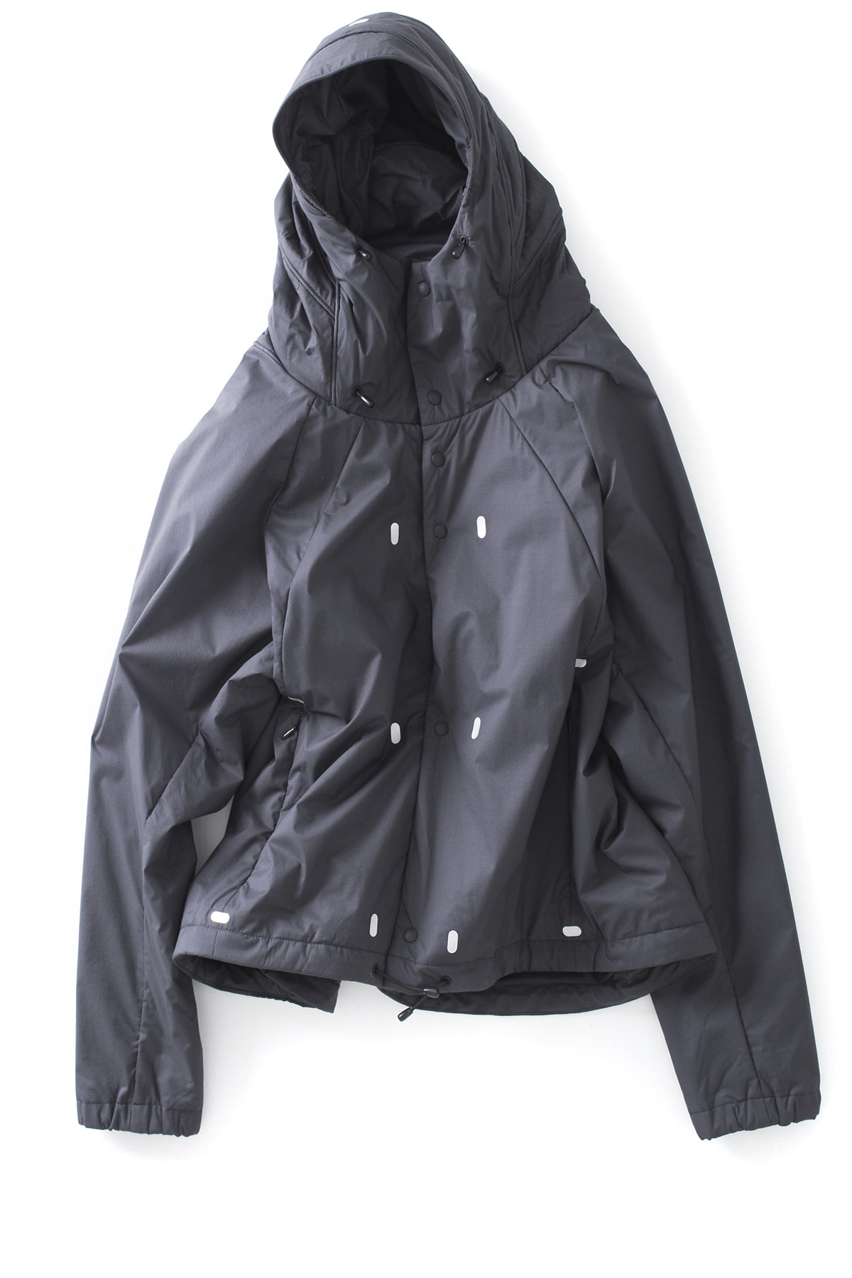 alk phenix : Dome Poncho / Hyper Stretch LT X α (Charcoal Grey)