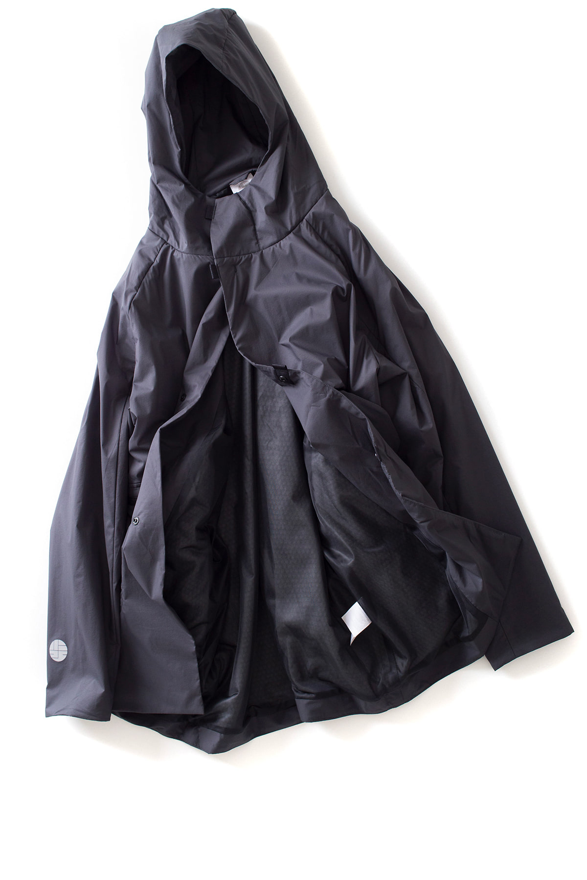 alk phenix : Zak Coat/ Hyper Stretch Light X α (Charcoal Grey)