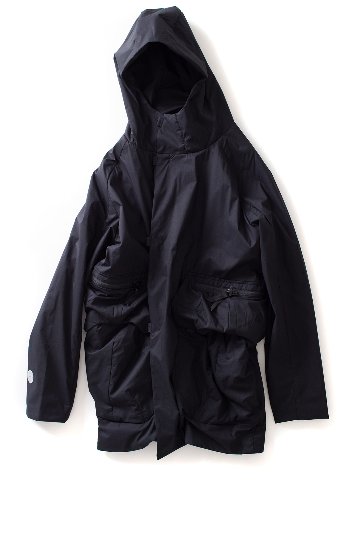 alk phenix : Zak Coat/ Hyper Stretch Light X α (Black)