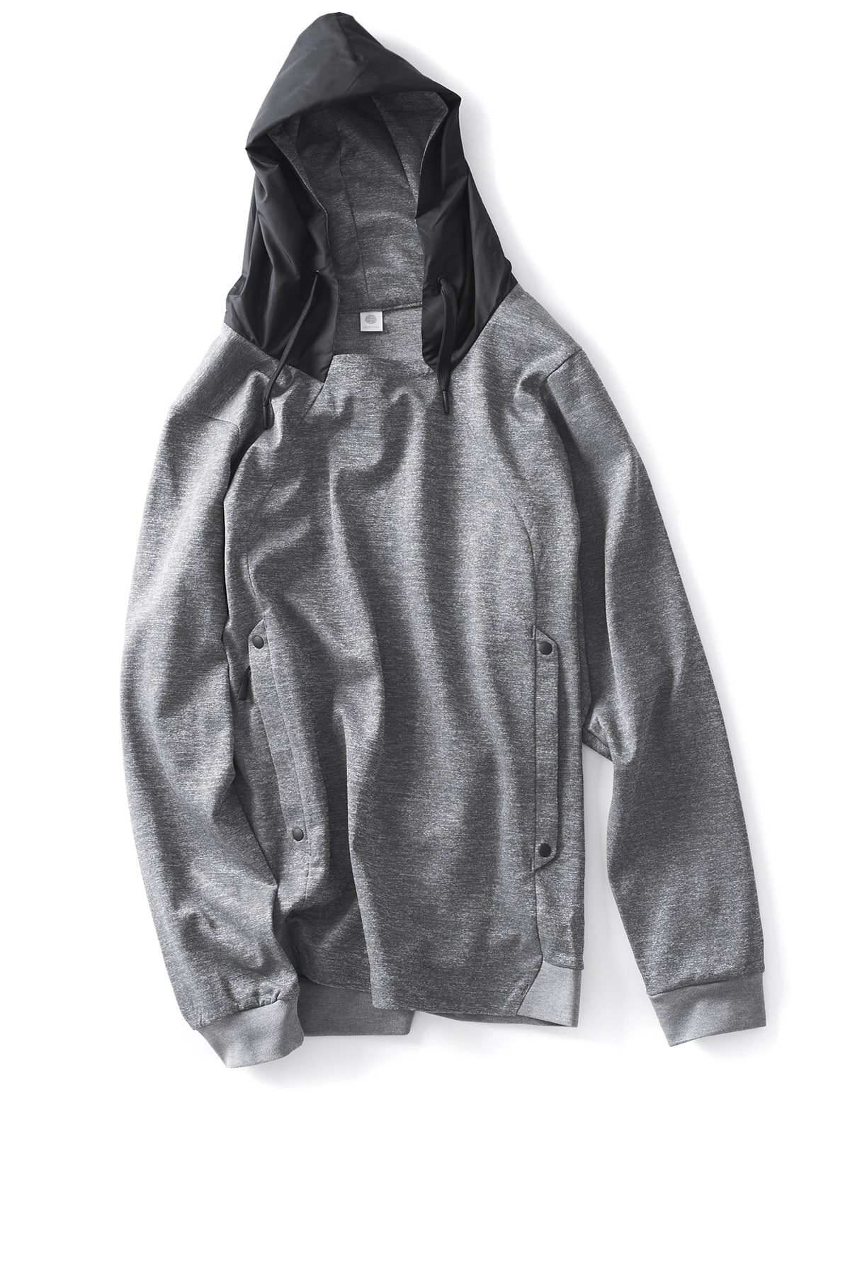 alk phenix : Tab Parka / Reflector Heather (Grey)