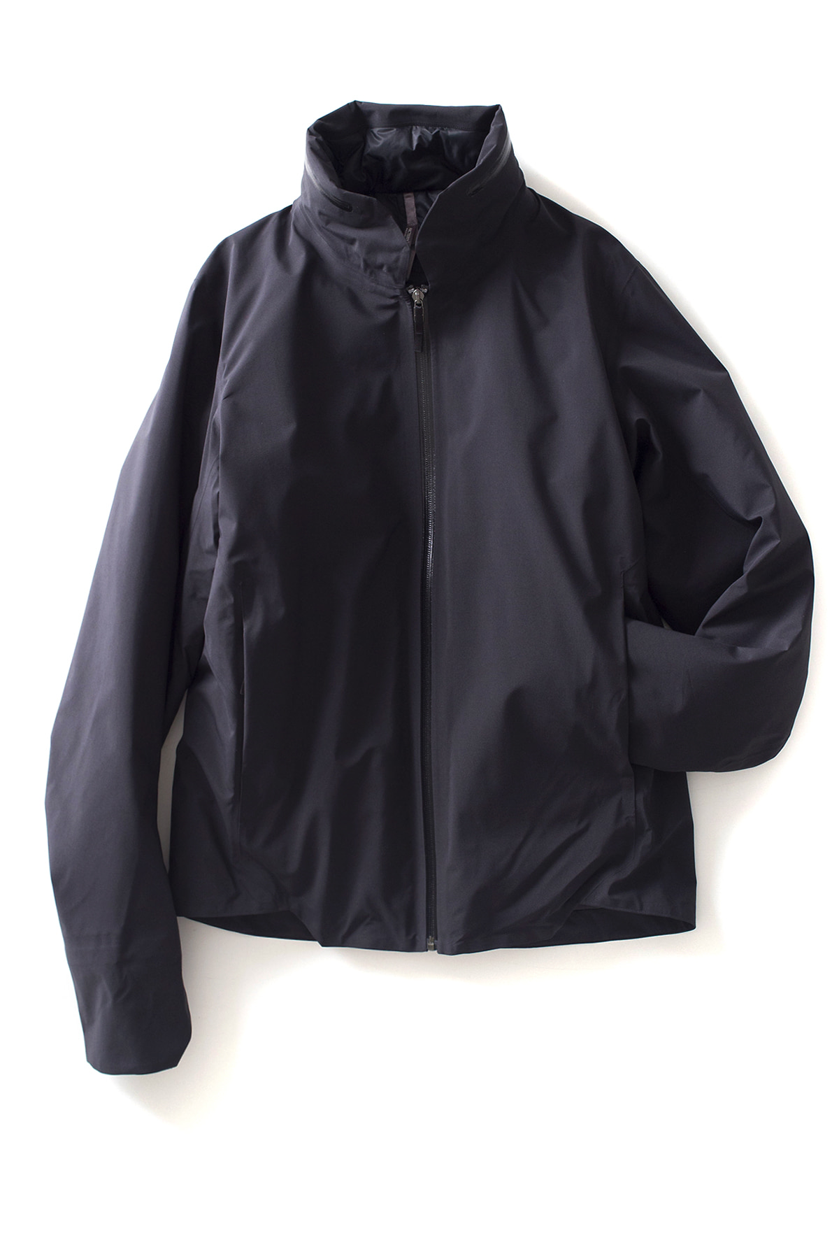 ARC'TERYX VEILANCE : ACHROM IS JACKET (Black)