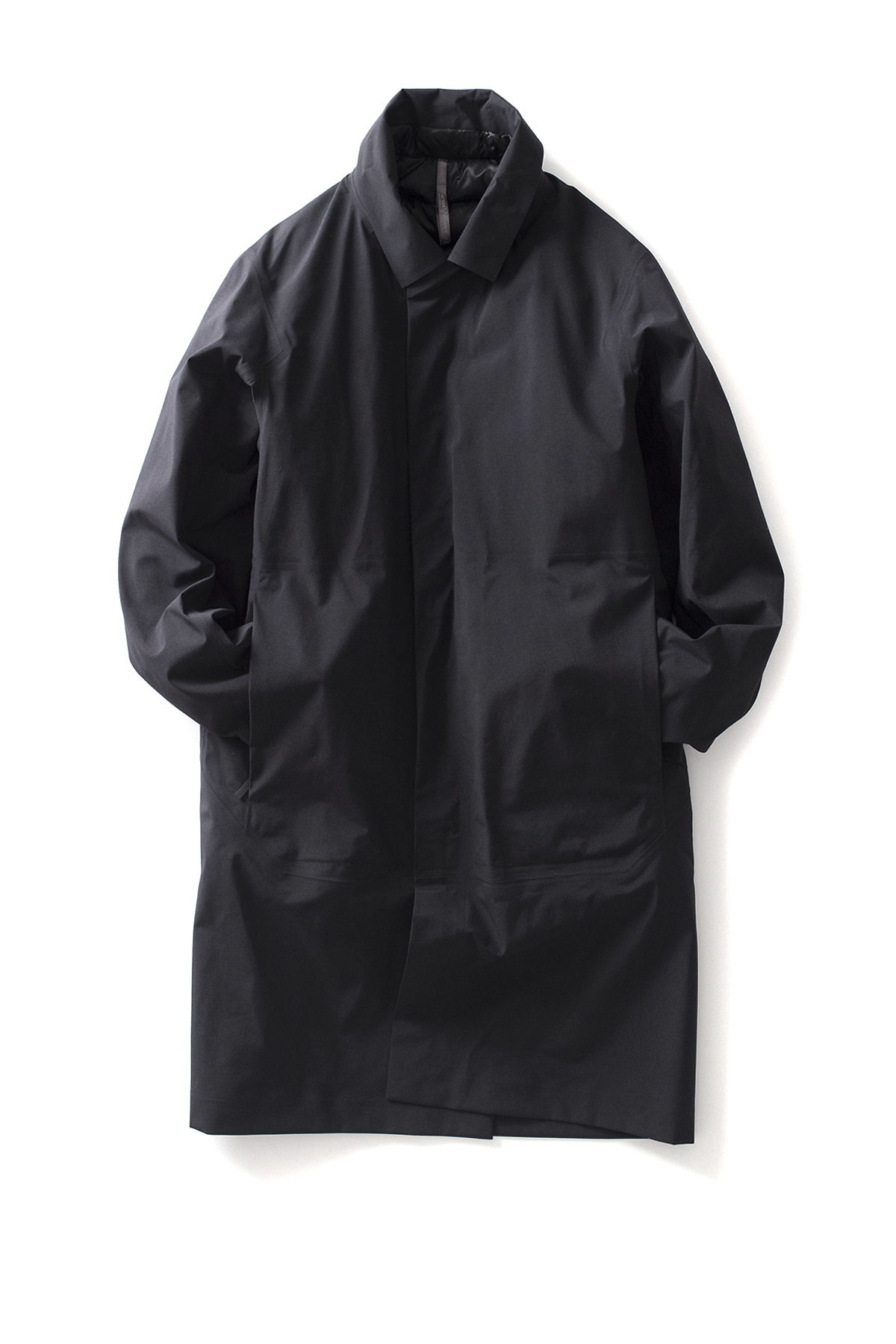 ARC'TERYX VEILANCE : GALVANIC DOWN COAT (Black)